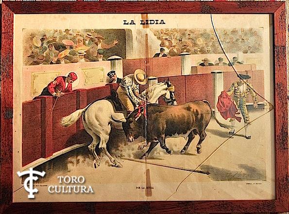 Por la divisa - Colección Toro Cultura