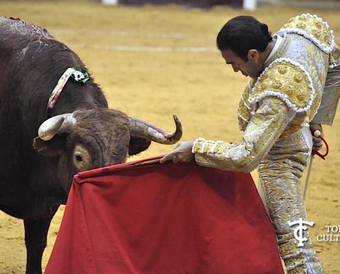 Ponce en Logroño con uno de El Pilar