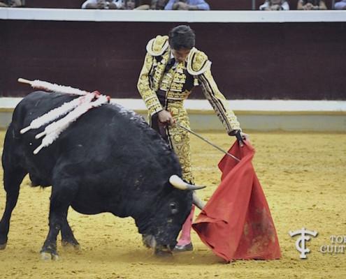 Sebastián Castella con Fuente Ymbro en Logroño
